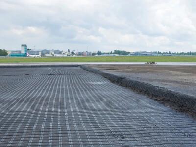 Ремонт взлетно-посадочной полосы в международном аэропорту «Киев» - 3